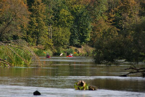 Spływ Liswartą